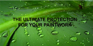Nano paint protection